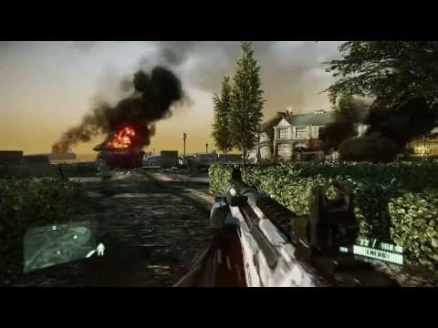 Crysis 2 Gameplay on Radeon HD 6850