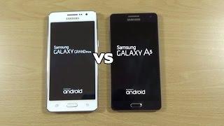 getlinkyoutube.com-Samsung Galaxy Grand Prime VS Galaxy A5 - Speed Test!