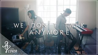 getlinkyoutube.com-We Don't Talk Anymore | Charlie Puth ft Selena Gomez (Alex G & TJ Brown Loop Pedal Cover)