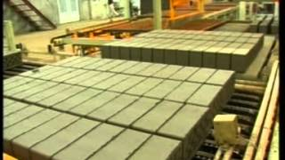 getlinkyoutube.com-Modern Clay Brick Production Line with Tunnel Kiln and Dryer