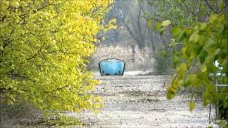 getlinkyoutube.com-150м выстрел в автостекло из Сricket 5.5