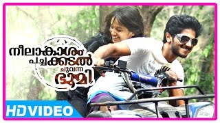getlinkyoutube.com-Neelakasham Pachakadal Chuvanna Bhoomi Movie | Scenes | Dulquer informs Paloma he is leaving | Sunny