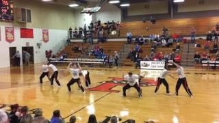 Palmyra HS Hip Hop Stunts
