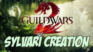 getlinkyoutube.com-Guild Wars 2 Beta ǀ Sylvari Ranger ǀ Character Creation & Personal Story