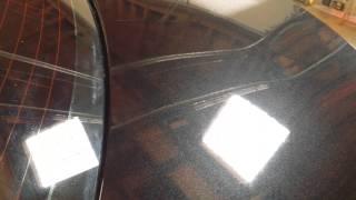 Applying C.A.R Bullet Proof Series Exterior Coatin width=