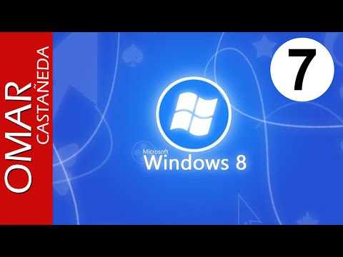 QUE ES - COMO USAR WINDOWS 8 INTERNET EXPLORER PARTE 7