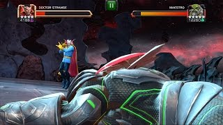 getlinkyoutube.com-Maestro Final Boss Battle! | Marvel Contest of Champions