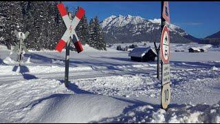 getlinkyoutube.com-Sony AX100 Snow Test 4k Video
