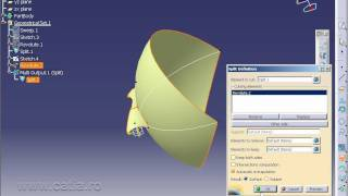 getlinkyoutube.com-catia video tutorial surface modeling