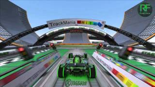 Trackmania - The Art of Cutting - Rookie JiGsAW