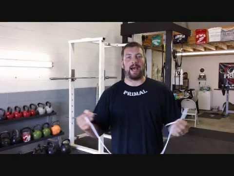 How to Make a Basic Shot Put, Hammer, and Discus Circle   www.PrimalATC.com