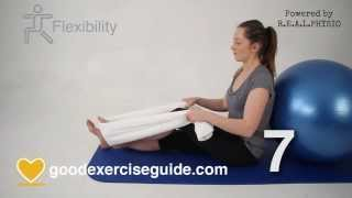 getlinkyoutube.com-10 Best Exercises for Knee Arthritis, Full Physio Sequence