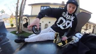getlinkyoutube.com-Lucky Scooters | JonMarco Gaydos | Signature Deck Unboxing