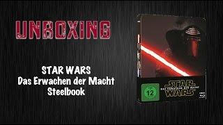 getlinkyoutube.com-Star Wars Das Erwachen der Macht Unboxing + Gewinnspiel