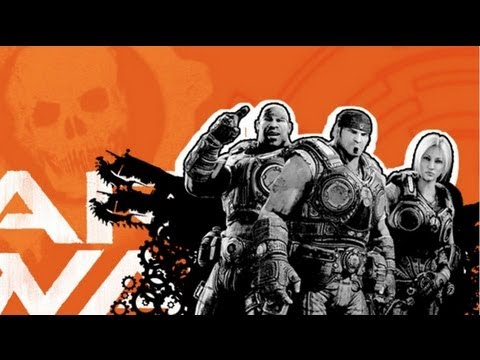 Gears of War 3 Dubstep Music Video
