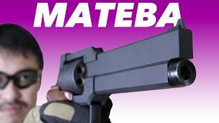 getlinkyoutube.com-マルシン 攻殻機動隊 トグサ マテバ リボルバー M-M2007 8mmBB ガスガン HW レビュー#155