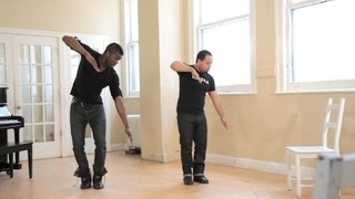 Advanced Power Step Combo | Step Dance