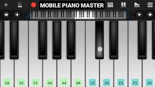 Tajdare Haram || Atif Aslam || - piano tutorial