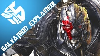 What Happened To Galvatron ?? The Answer For The Red Paint?! - [TF5 NEWS]