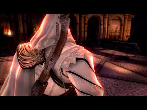Soulcalibur V - Ezio Announcement Trailer -syUPQEyoqQ4