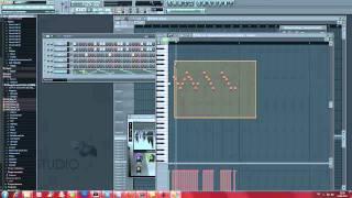 getlinkyoutube.com-Fl Studio Arabic HipHop Beat How to (EASY)