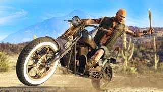 getlinkyoutube.com-GTA 5 - ULTIMATE BIKER DLC SPENDING SPREE!! NEW GTA 5 Biker DLC Bikes Showcase! (GTA 5 Online DLC)