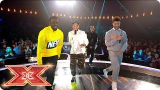 Rak-Su are bringing you Flowers...| Live Shows | The X Factor 2017