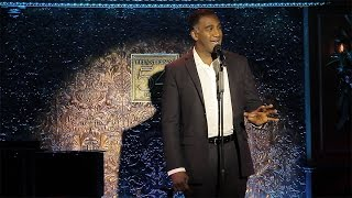 "Norm Lewis Sings Stephen Sondheim's ""No One Is Alone"""
