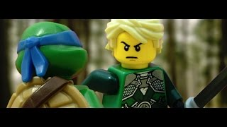 LEGO Ninjago : The New Green Ninja?