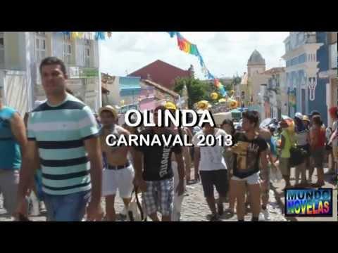 Olinda Carnaval 2013 (MUNDO NOVELAS)