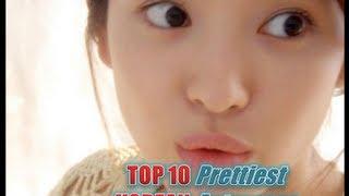 getlinkyoutube.com-Top 10 Prettiest Korean Actresses
