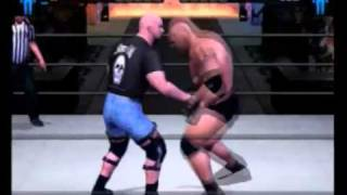 getlinkyoutube.com-Smackdown HCTP:  Goldberg vs. Steve Austin
