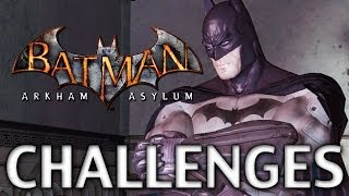 getlinkyoutube.com-Batman Arkham Asylum - Walkthrough - Part 33 - Challenge Mode - Road To Arkham Knight