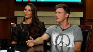 """getlinkyoutube.com-Nick Carter and Lauren Kitt Carter  on """"Larry King Now"""" - Full Episode in the U.S. on Ora.TV"""