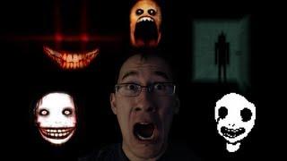 getlinkyoutube.com-Random Horror Reaction Compilation