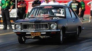 getlinkyoutube.com-MRMAD twin turbo V8 Torana - Jamboree 2009
