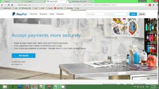 New scam PayPal true login 2015 by mohamed abbes