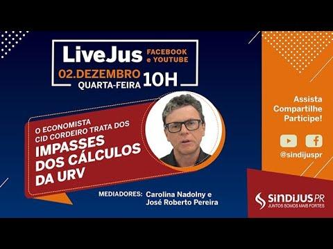 LiveJus - Impasses dos cálculos da URV