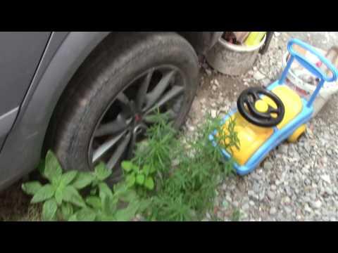 Осмотр подвески Opel Astra H