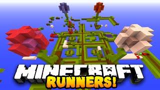 """getlinkyoutube.com-Minecraft  RUNNERS! """"CRAZY HACKER!"""" #3"""" - w/ PrestonPlayz & Kenny"""