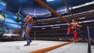 getlinkyoutube.com-WWE 2K14 Finishers