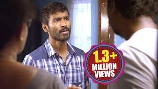 getlinkyoutube.com-Raghuvaran B.tech Scenes - Raghu Argue With His Father - Dhanush, Amala Paul