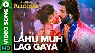 getlinkyoutube.com-Lahu Munh Lag Gaya | Full Video Song | Goliyon Ki Rasleela Ram-leela