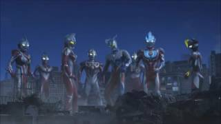 [ MAD ] Ultraman X TheMovie - Unite〜君とつなか