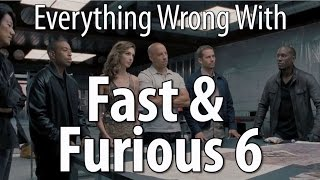 getlinkyoutube.com-Everything Wrong With Fast & Furious 6