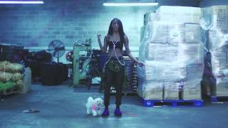 Angel Haze - Werkin Girls