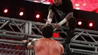 getlinkyoutube.com-Raw: Randy Orton vs. Sheamus vs. Wade Barrett