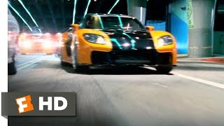 getlinkyoutube.com-The Fast and the Furious: Tokyo Drift (5/12) Movie CLIP - Out of the Garage (2006) HD