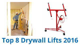getlinkyoutube.com-8 Best Drywall Lifts 2016