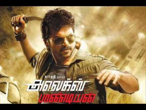Alex Pandian Official Trailer -szrhSJvgrQc